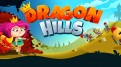 Dragon Hills 1.2.2 Mod Apk with unlimited coins and attack power.