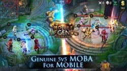 Mobile Legends: Bang bang v 1.1.76.1531 mod apk with unlimited coins and money.
