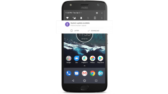 Moto X4 is official now,the first Android One phone