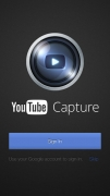 Youtube Capture for iPhone: Capture, edit and share your videos with ease.