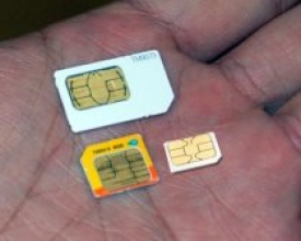 New iPhone to have Nano-Sim Technology.