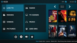 Download Kodi 17.6 Apk for Android devices.