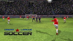 Dream League Soccer 2016 v3.06 mod Apk with unlimited gold coins.