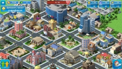 Megapolis v 3.21 Mod Apk with all the unlimited money and gold.