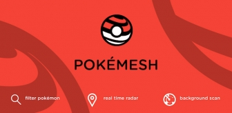 PokeMesh Real Time Map v 10.0.0 Apk [Latest version]