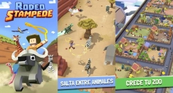 Rodeo Stampede: Sky Zoo Safari v1.0.0 mod apk with unlimited money and coins.