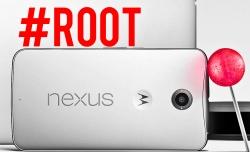 How to Root, Flash, Unlock Nexus 6 running Android 5.0 Lollipop.