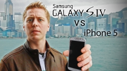 Drop Test Comparison Samsung Galaxy S4, S3 And iPhone 5. [Video]