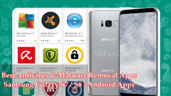 10 Best Antivirus for Galaxy S8 and S8 Plus