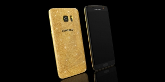Goldgenie Brings 24-K Gold Plated Galaxy S7 and S7 Edge