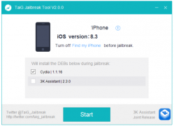 How to Jailbreak iOS 8.4 with TiaG 2.2.0 Tool.