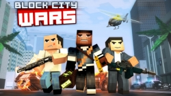 Block City Wars v4.5.1 mod Apk with Unlimited Money