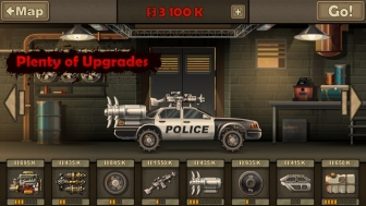 Download Earn to die 2 1.0.45 mod Apk with unlimited money.