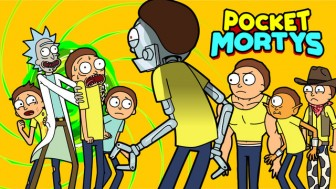 Pocket Mortys Mod Apk 1.2.5 with unlimited money
