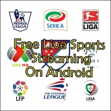 How can you stream Live Sports for free on Your Android devices using these apps. [2017]