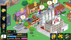 The Simpsons: Tapped Out v4.20.5 Mod APK Unlimited Donuts, coins, XP.