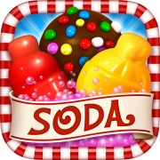 Candy Crush Soda Saga v1.26.24 Mod APK [Unlimited Lives/Gold]