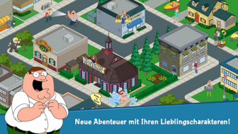Download Family Guy The Quest for Stuff v1.7.7 Mod Apk