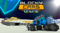 Blocky Cars Online v3.2.2 Mod Apk ( Unlimited Money )