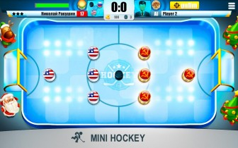 Hockey Stars v1.2.4 Mod Apk with unlimited money and coins.