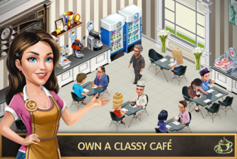 My Cafe: Recipes & Stories v1.9.45 Mod Apk ( Unlimited Money hack)