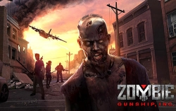Zombie Gunship Survival v 1.0.7 Mod Apk with unlimited coins, money, ammo and guns.